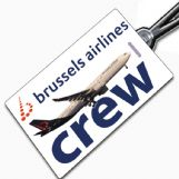 Brussels A330 Tag